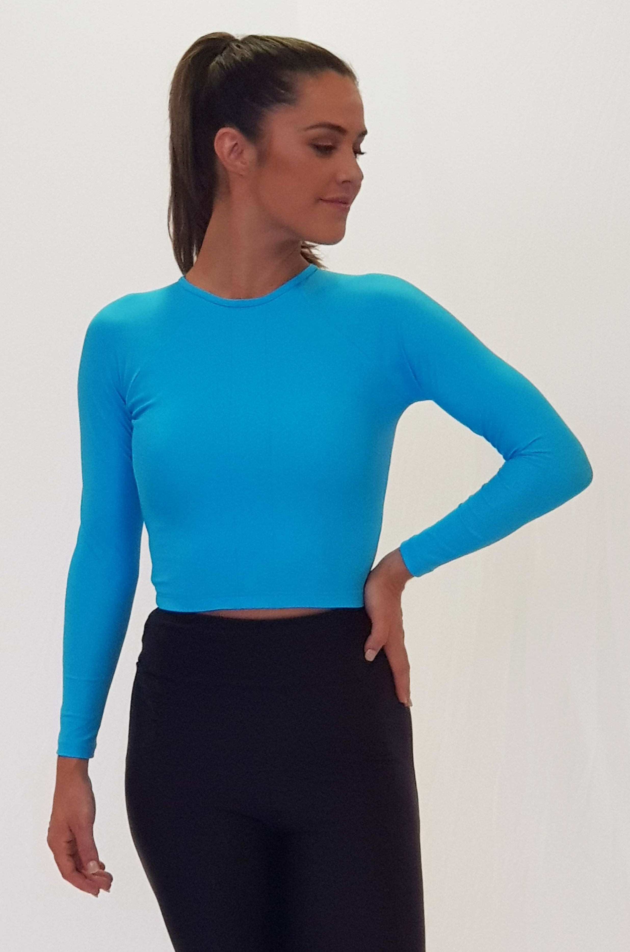 Danse Lycra Sleeve 1 Colour unlined MTO